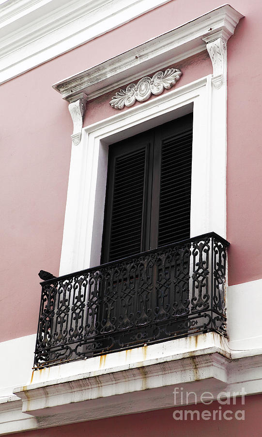 Spanish Colonialism Architecture Photograph - Spanish Colonialism Architecture by John Rizzuto