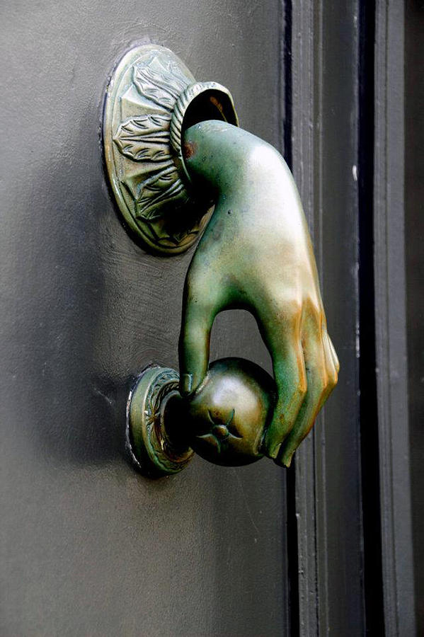 Delicieux Door Hardware Photograph   Spanish Door Knocker By Cissy Fry Wilson