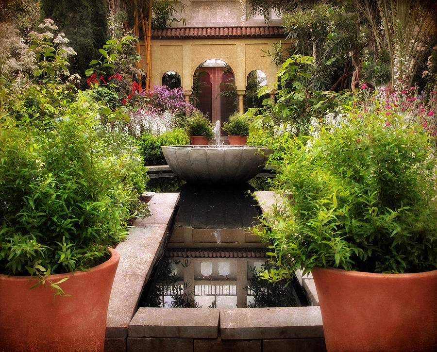 Merveilleux Nature Photograph   Spanish Gardens By Jessica Jenney