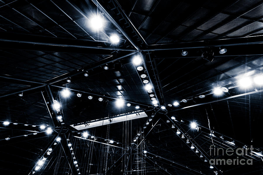 Black Photograph - Spark by Noir Blanc