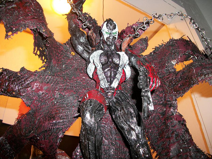 Fantasy Sculpture - Spawn by Kevin Sexton