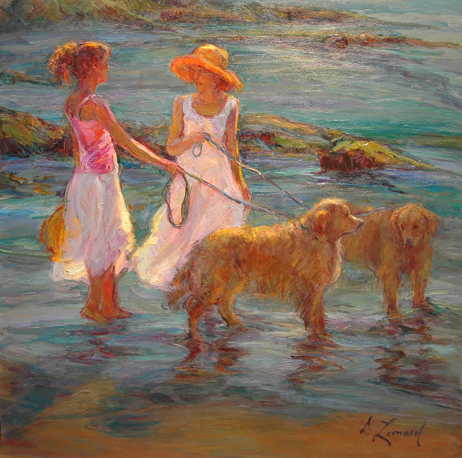 Special Times Painting