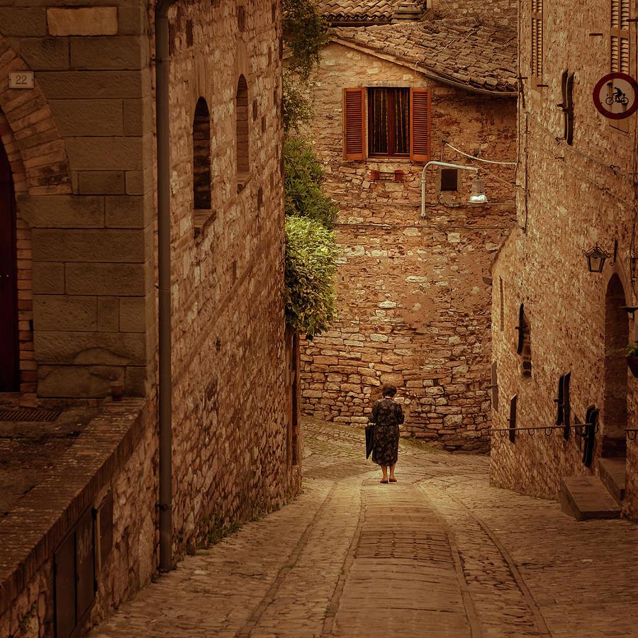 Spello Photograph by © Alexander Gutkin Goutkin@gmail.com