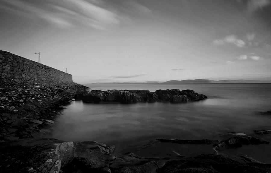 Spiddal Pier Photograph by Peter Skelton