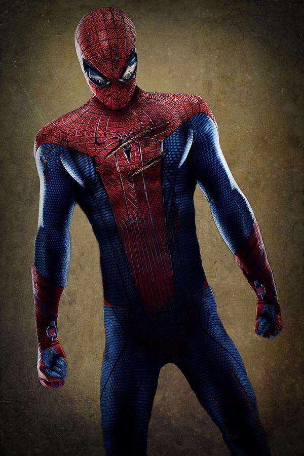 Spider-man Digital Art - Spider-man 2.1 by Movie Poster Prints