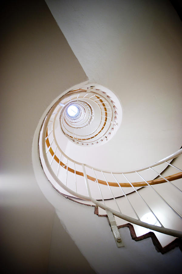Spiral Staircase Photograph by Johner Images