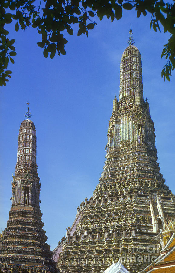 Spires Of The Temple Of Dawn Photograph by Bob Phillips