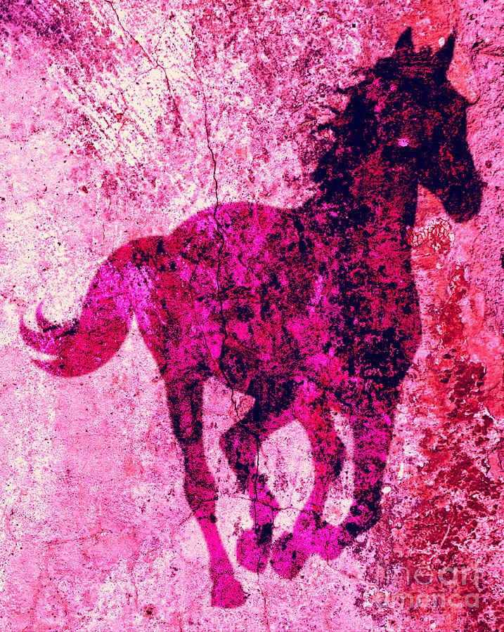 Spirit Equus Painting