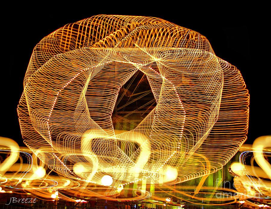 Spirit of a Ferris Wheel by Jennie Breeze