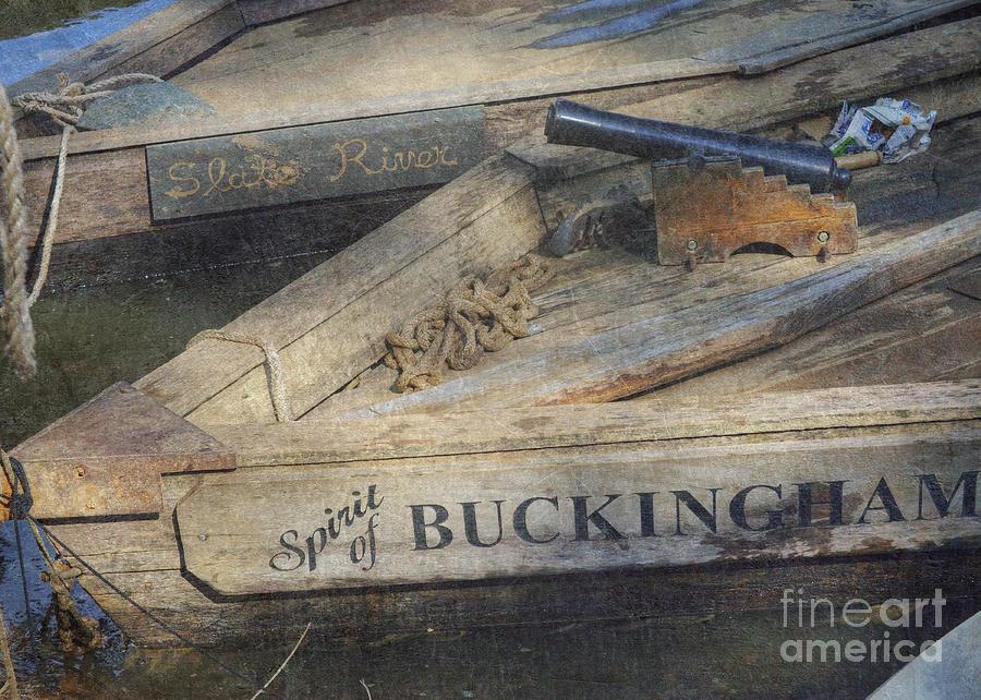 Spirit Of Buckingham by Pete Hellmann