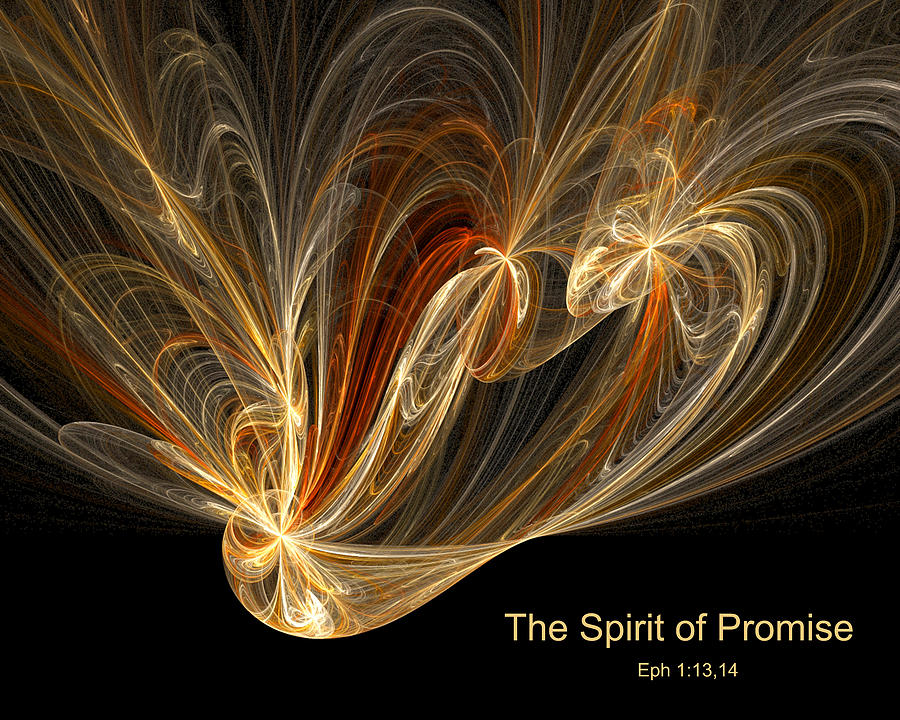 Spirit of Promise by R Thomas Brass