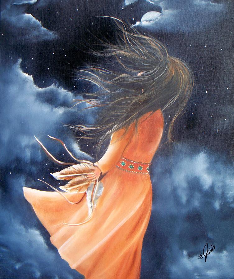 Spirit of the Wind by Joni McPherson