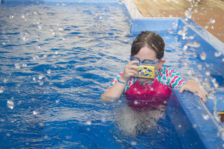 Splash Away Photograph
