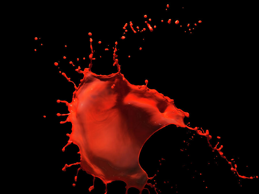 Splash Photograph by Henrik Sorensen