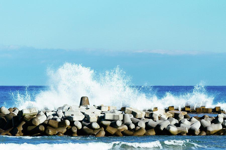 Splash - Sentimentality Photograph by Takinosuke Ara