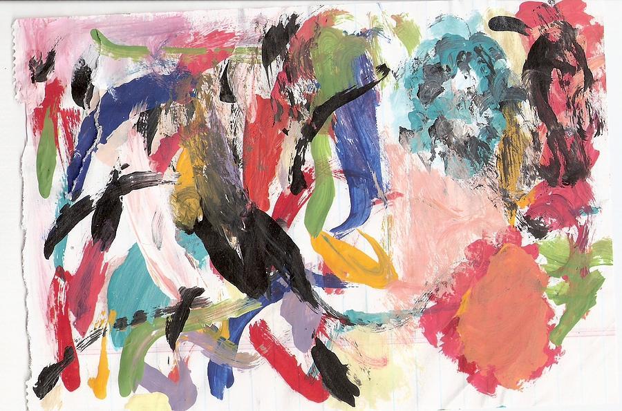 Spring 2000 1 Painting by Susan Jones