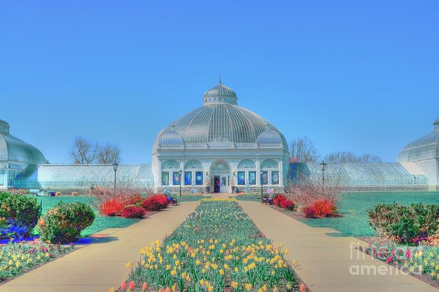 Spring Photograph - Spring At The Gardens by Kathleen Struckle