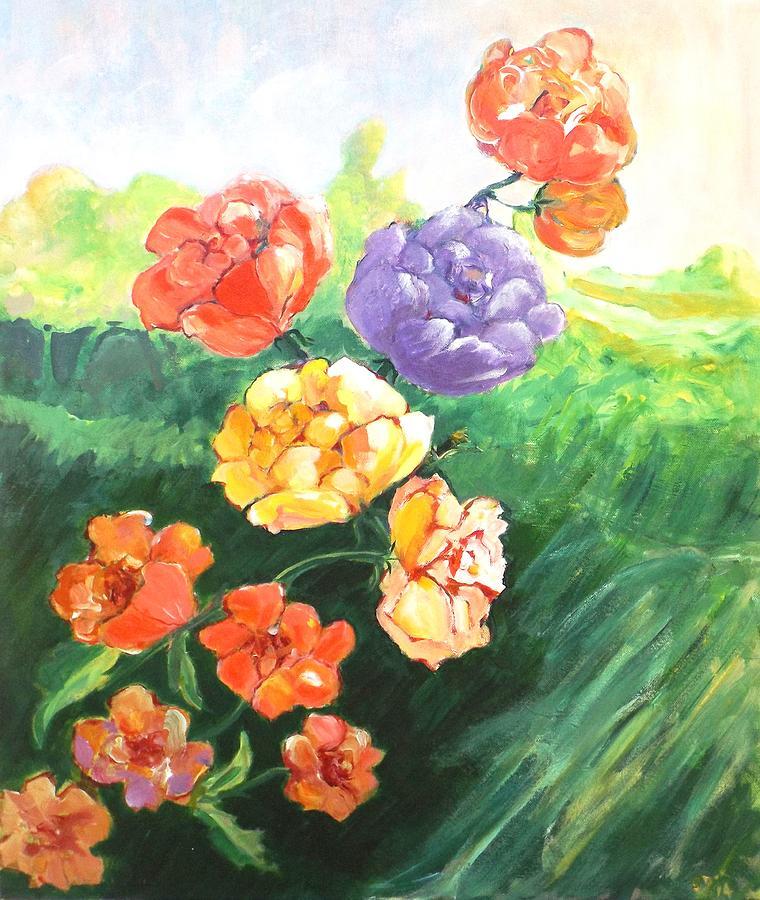 Spring Bouquet by Gloria Dietz-Kiebron