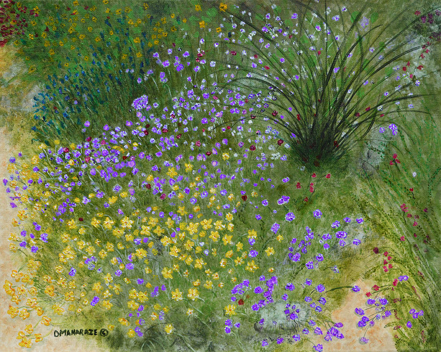Spring Fling by Donna  Manaraze