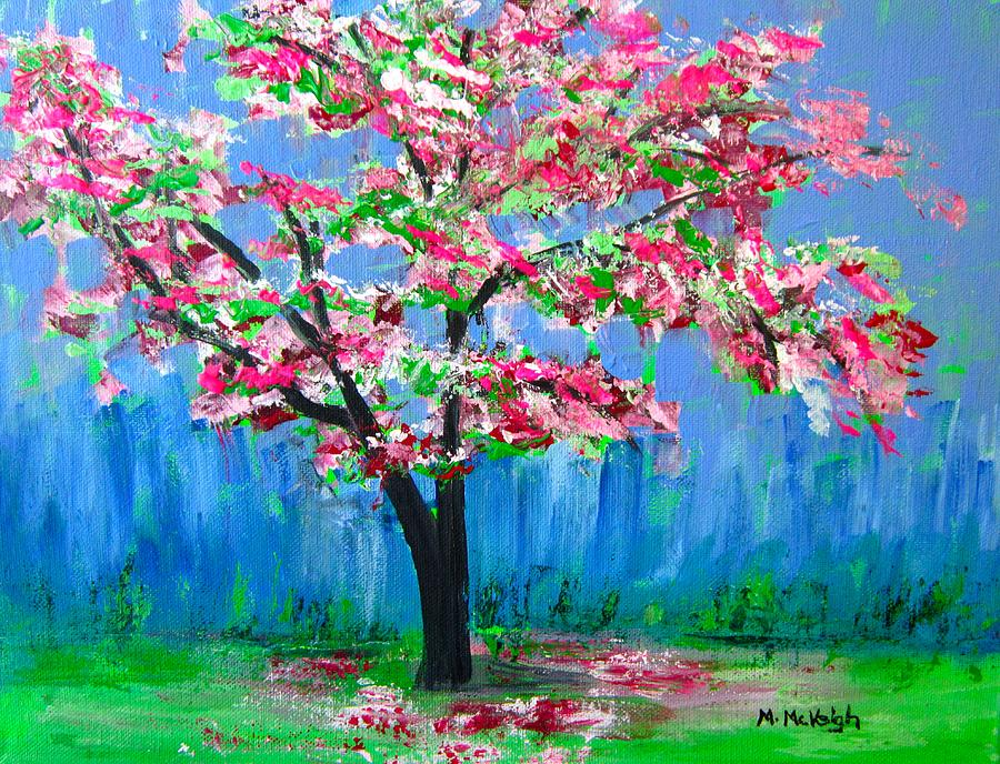 Spring Painting - Spring by Marita McVeigh