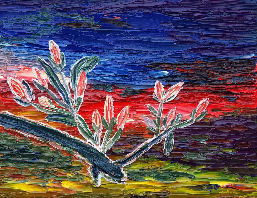 Spring Painting - Spring Spirit by Vadim Levin