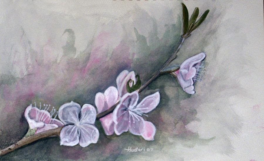 Painting Painting - Spring Splendor by Rick Huotari