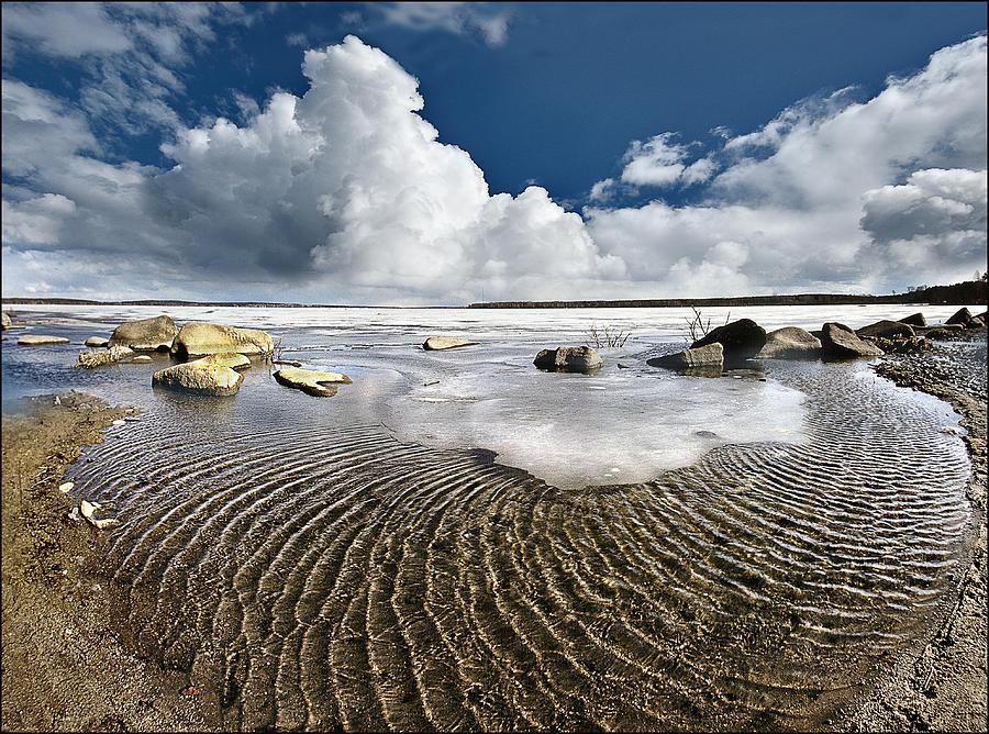 Landscape Photograph - Spring Time12 by Vladimir Kholostykh