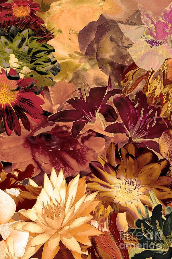 Springtime Digital Art - Springtime Melody Two by Paul Gentille