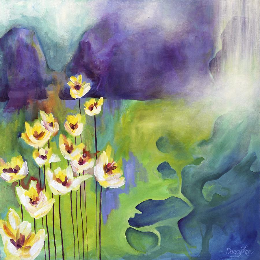 Sprouting by Darcy Lee Saxton