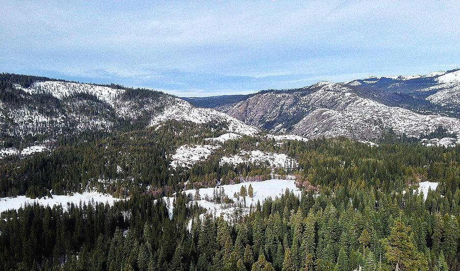 California Photograph - Squaw Valley by Phil Gorham