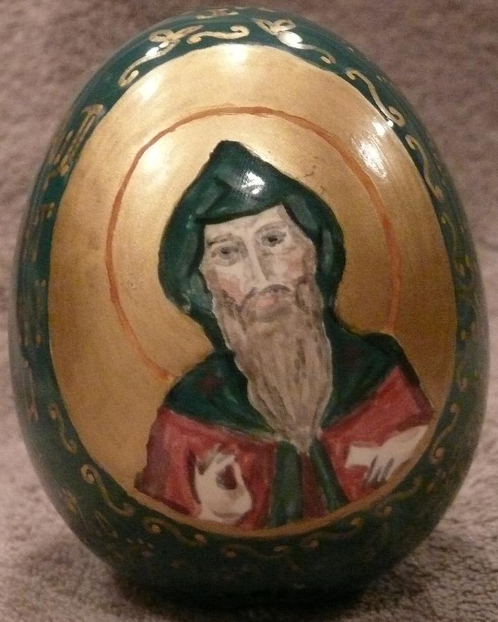 St. Andrew by Svetlana  Jenkins
