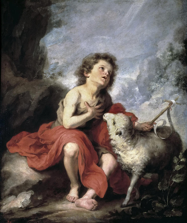 Murillo Paintings Images