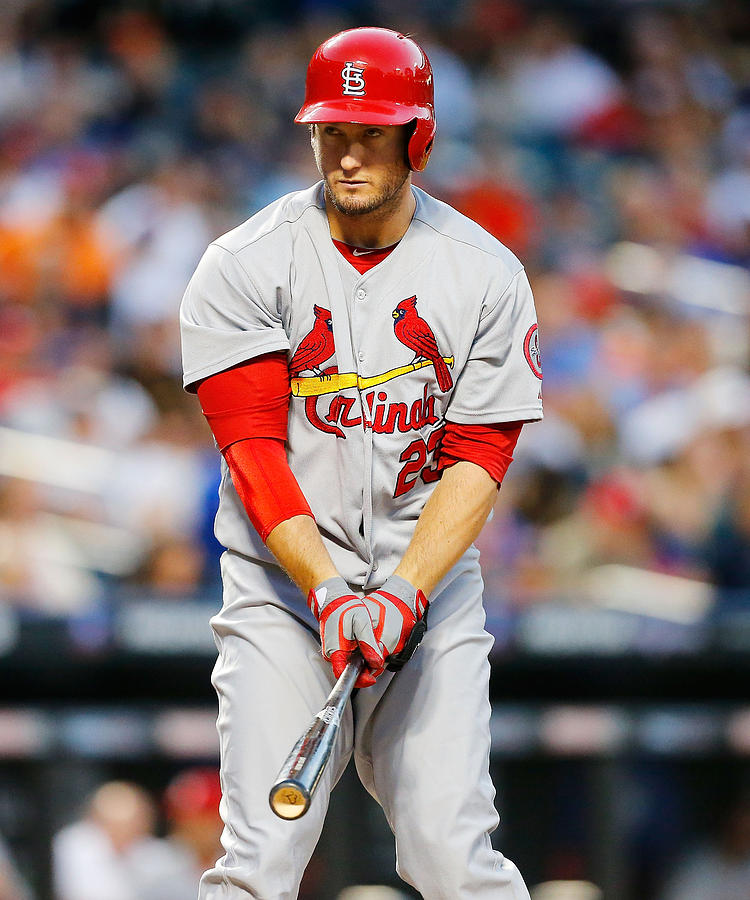 St. Louis Cardinals V New York Mets Photograph by Jim McIsaac