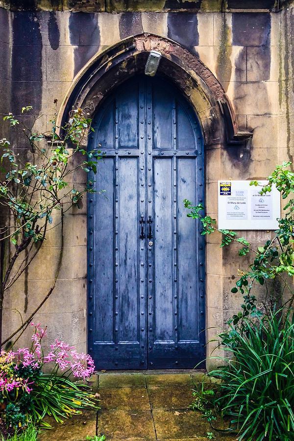 Church Photograph - St. Mary De Lode Church by Paul Tully