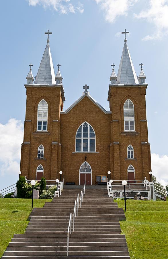 St Marys Church In Wilno Ontario Canada Photograph