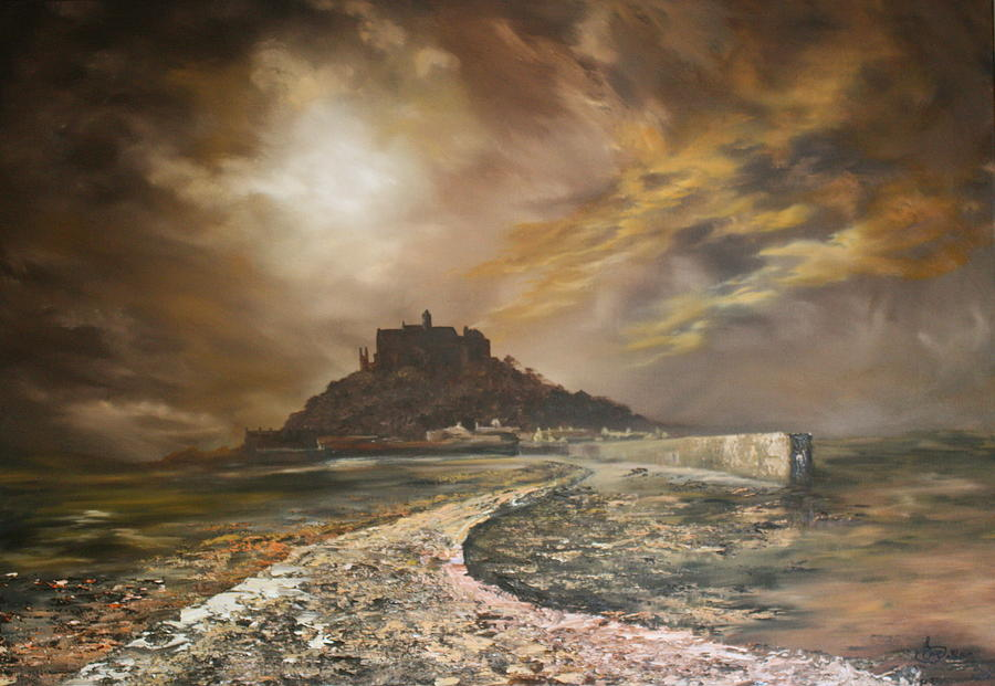 st-michaels-mount-cornwall-jean-walker Painting Mobile Home Wall on how much texture to walls, paint designs with tape on walls, painting manufactured home vinyl wallpaper, manufactured homes walls, choosing paint colors interior walls, painting over wallpapered walls, painting loft walls, new techniques for painting walls, painting interior walls, painting office walls, different ideas for painting walls, trailer home walls, painting a wall with a paint brush, different styles of painting walls, painting art on the wall, painting your home, painting garage walls, painting room walls, painting can you paint over wallpaper, painting over ugly paneling,