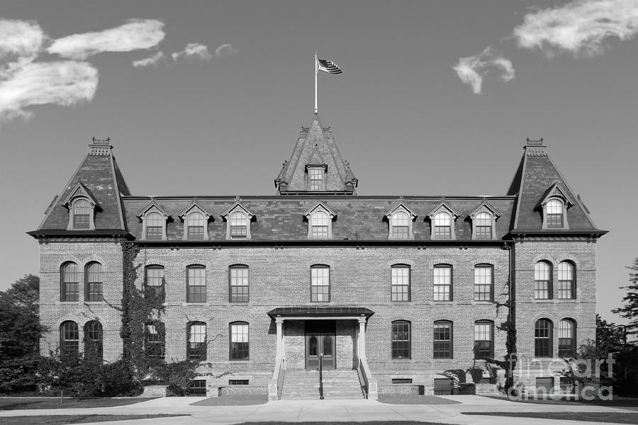 American Photograph - St. Olaf College Old Main by University Icons