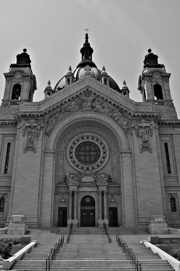 St. Paul Cathedral  Photograph by Michelle and John Ressler