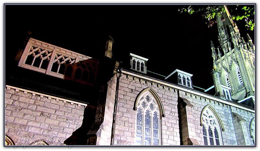Featured Photograph - St. Pauls Presbyterian Church by Danielle  Parent