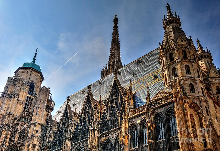 St. Stephens Cathedral Photograph