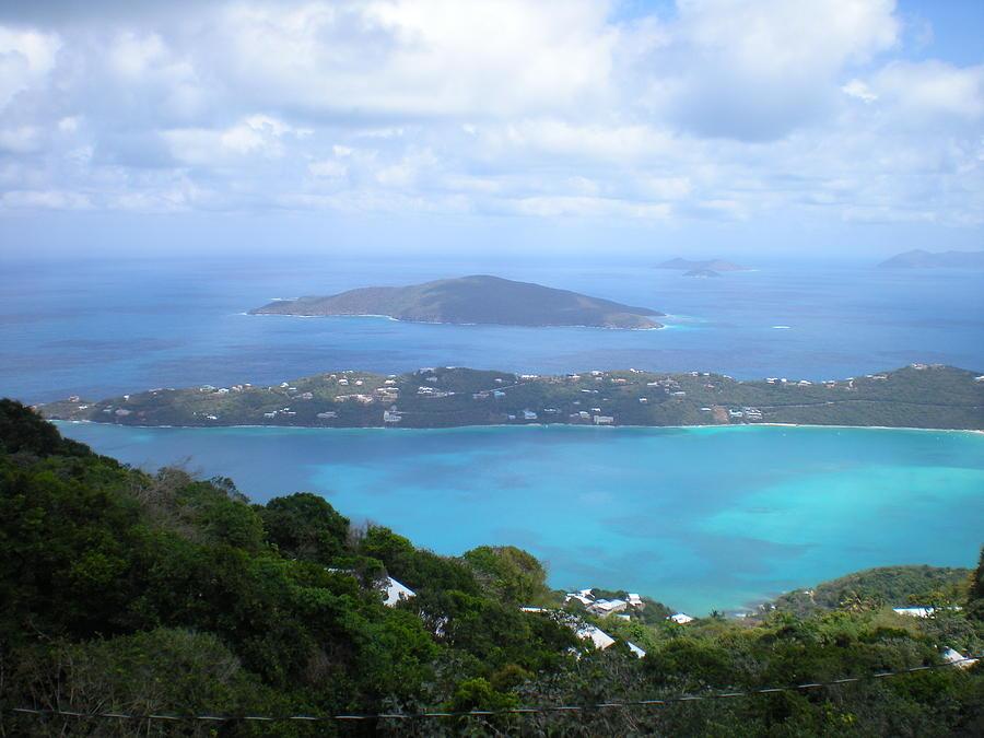 St Thomas Virgin Islands Sweatshirts