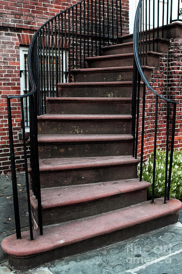 Staircase Photograph - Staircase by John Rizzuto