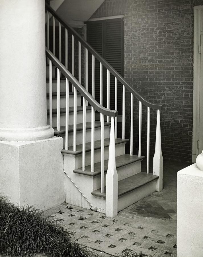 Staircase Of The Shadows Photograph by William Grigsby