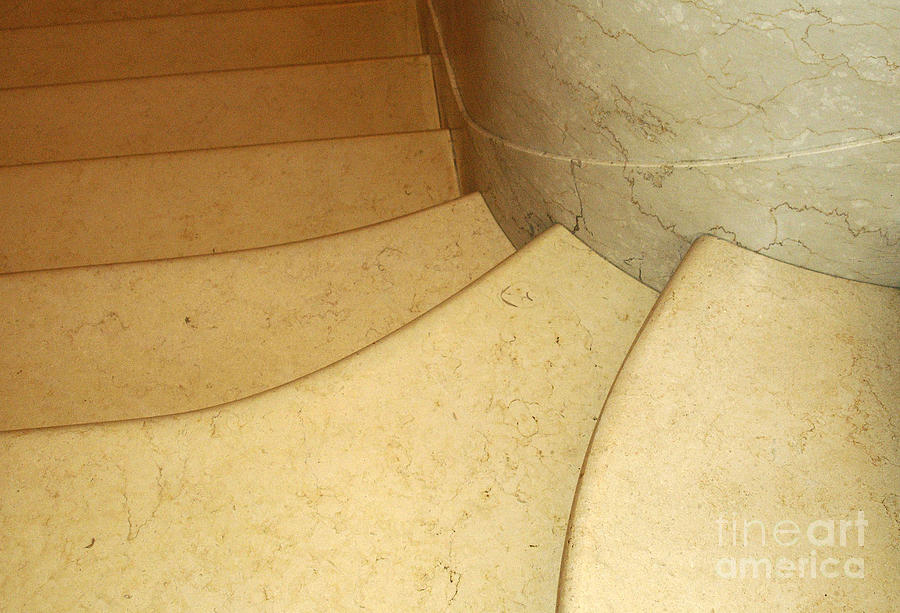 Stairs Photograph - Stairs 3 by Kathleen Gauthier