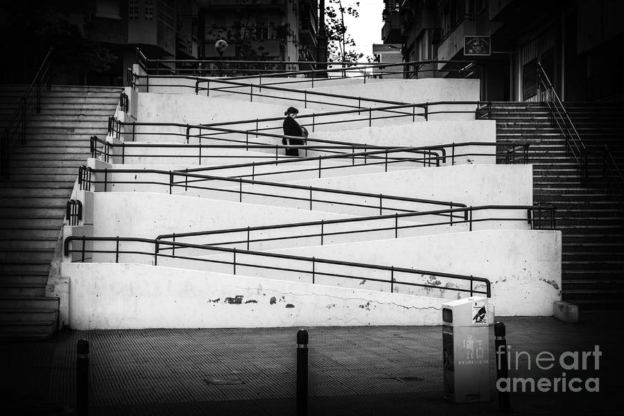 Stairs Photograph by Eugenio Moya