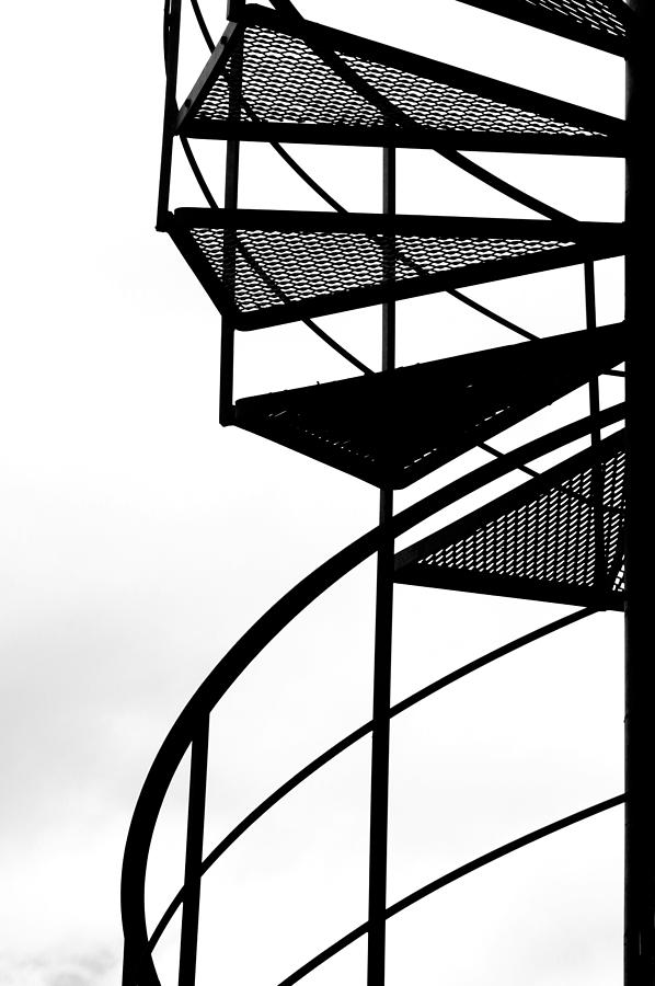 Stairs Photograph by Valdis Putnins