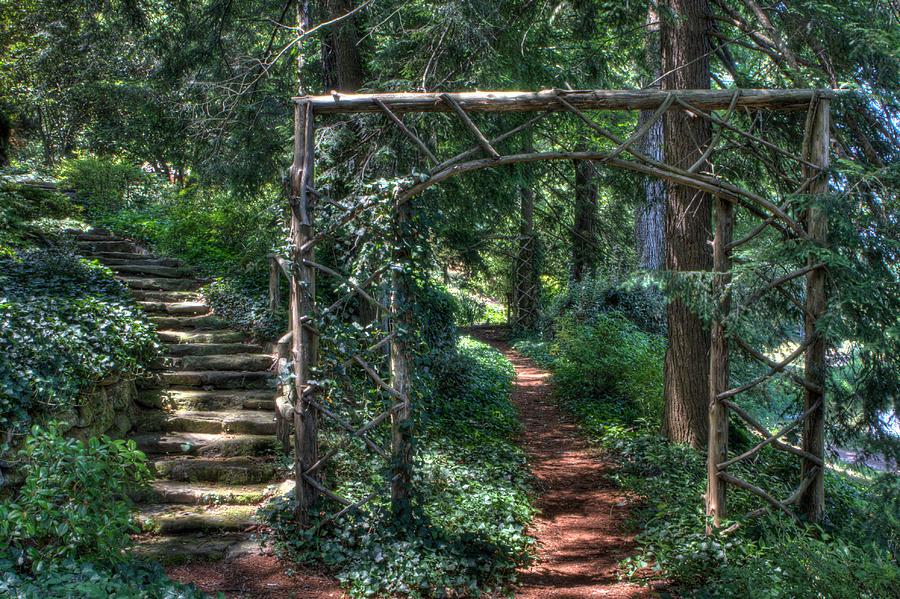 Stairway To Heaven by Gerald Adams
