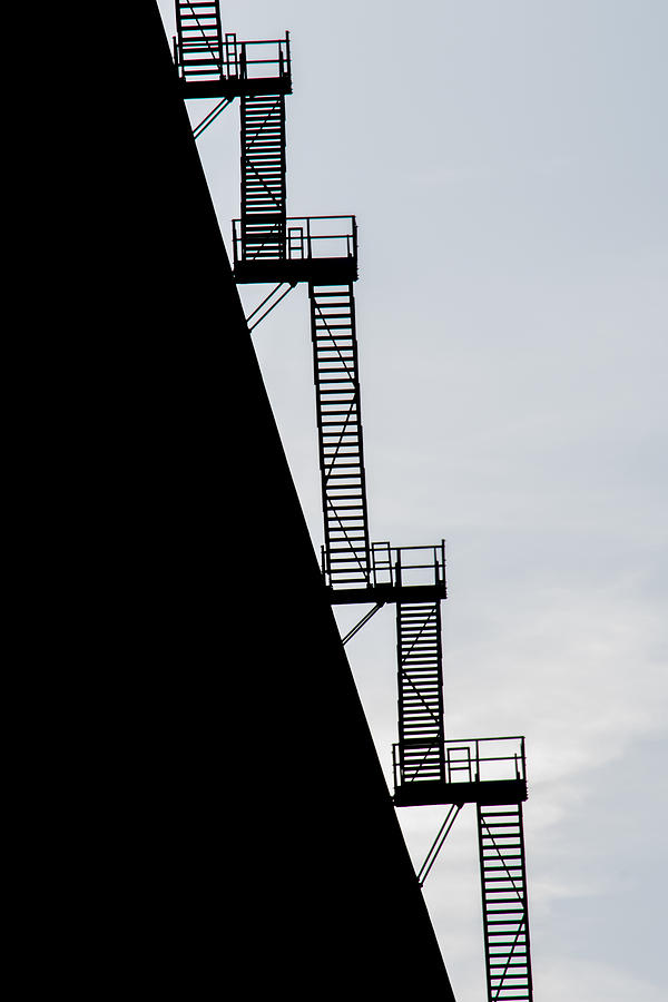 Nuclear Photograph - Stairway To Heaven by Tikvahs Hope