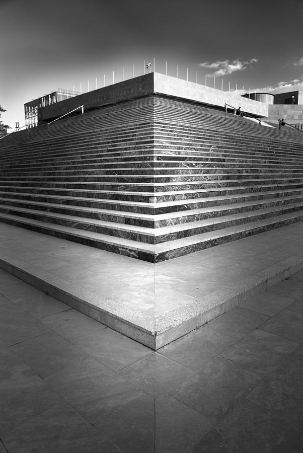 Arquitecture Photograph - Stairways To Heaven by Guido Montanes Castillo