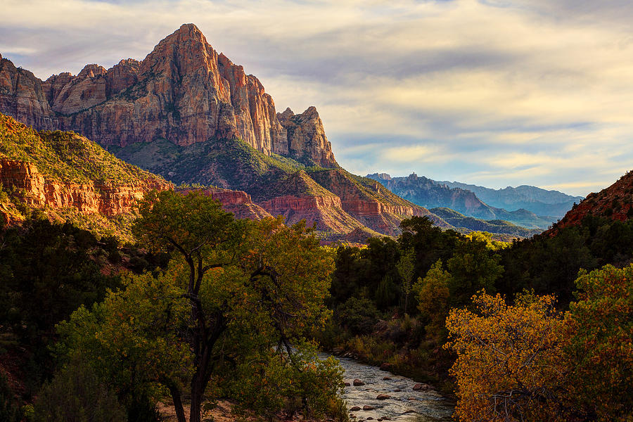 Utah Photograph - Standing Guard by James Marvin Phelps